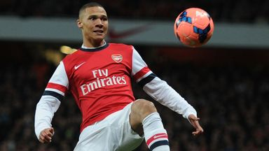 Kieran Gibbs: Chasing first senior medal with Arsenal