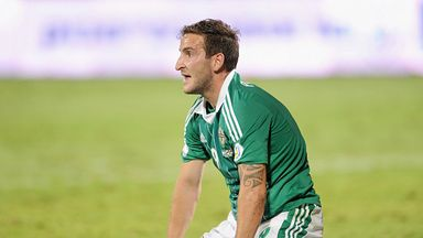Martin Paterson: Withdraws from Northern Ireland squad