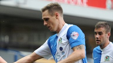 Matthew Kilgallon: Blackburn Rovers defender has set his sights on the play-offs