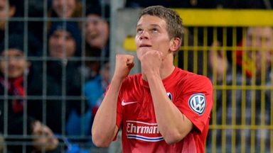 Matthias Ginter: On the move