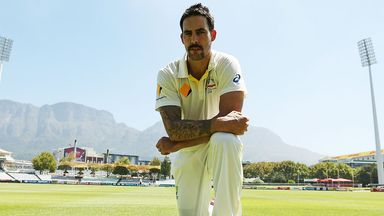 Mitchell Johnson: To manage fitness ahead of 2015 Ashes