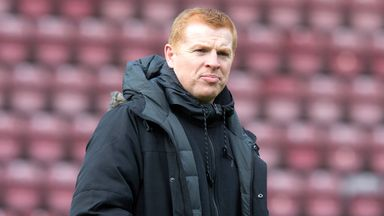 Neil Lennon: Planning to look for players at World Cup