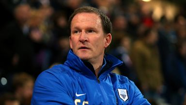 Simon Grayson: Pleased with his side