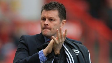Steve Cotterill: Up for League One boss gong