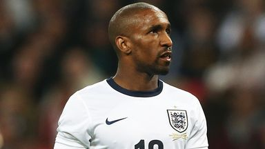 Jermain Defoe: Says he has never shied away from England duty