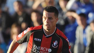 Ian Harte: Adds quality and vast experience to the Bournemouth ranks