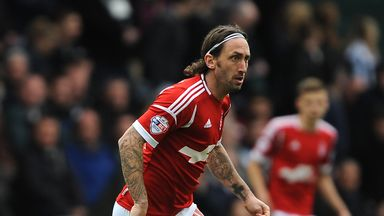 Jonathan Greening: Has thanked Nottingham Forest's fans
