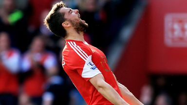 Jay Rodriguez: Nearing return for Southampton