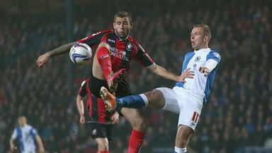 Steve Cook (l): New deal for Bournemouth defender