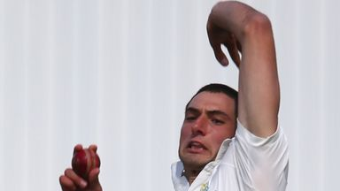 Mike Reed: Injury blow for Glamorgan