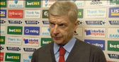 Wenger - Penalty decision wrong