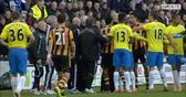 Hull team accept Pardew apology