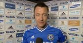 Terry plays down England return