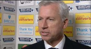 The problem with Pardew