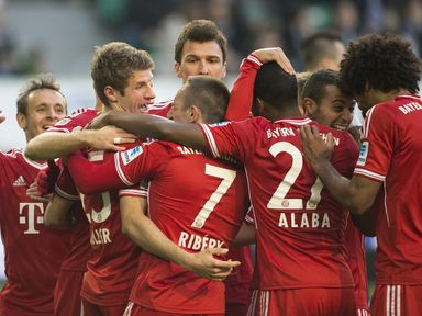 Bayern Munich enjoyed another sensational win