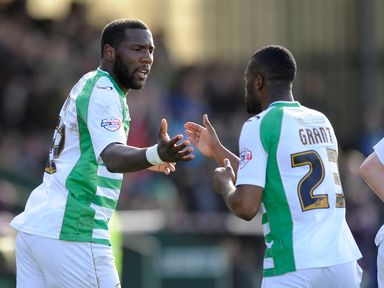 Miller: Two goals to boost Yeovil