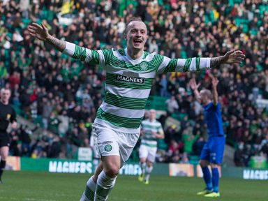 Leigh Griffiths: Looking forward to Friday match