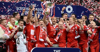 Shoot-out glory for Aberdeen