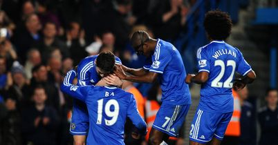 Chelsea: Backed by Paul Merson to get back to winning ways