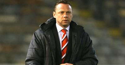 Paul Dickov: Not solely to blame