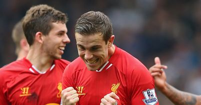 Jordan Henderson: Can make history with Liverpool