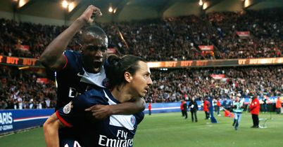 PSG and Monaco record wins