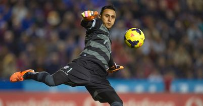 Navas admits big club lure