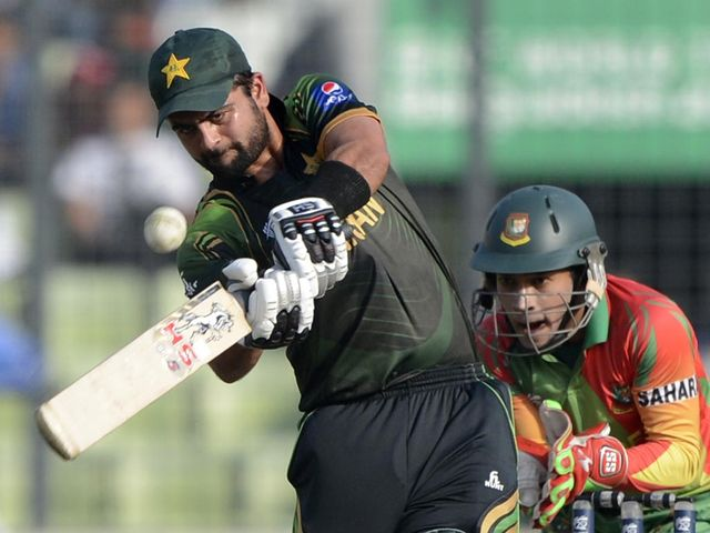 Ahmed Shehzad: The first Pakistan player to hit a T20 century