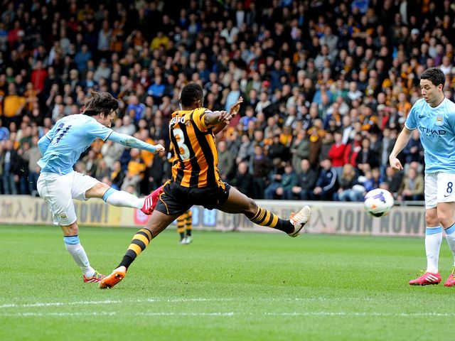 David Silva: Scored a cracking goal at the KC Stadium