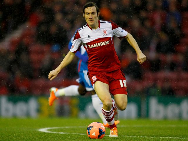 Dean Whitehead: Banned for Ipswich visit
