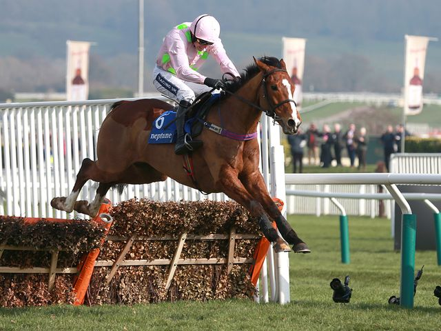 Faugheen jumps to victory in the Neptune