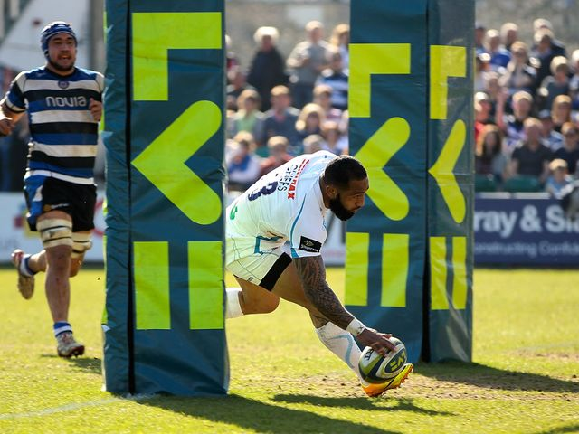 Fetu'u Vainikolo: Will start for Exeter