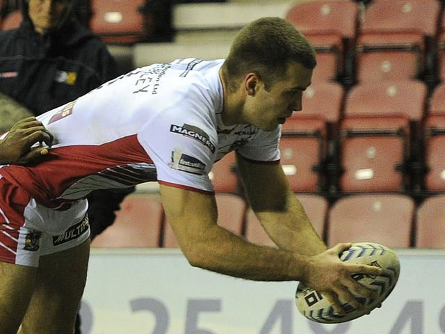 Ian Thornley: Key player in Wigan's victory