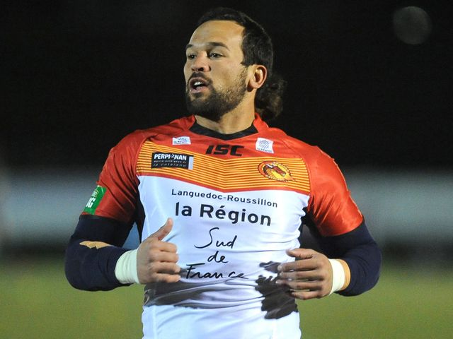Louis Anderson: Two tries for Catalan