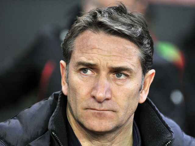Philippe Montanier: Not pleased with last week's showing
