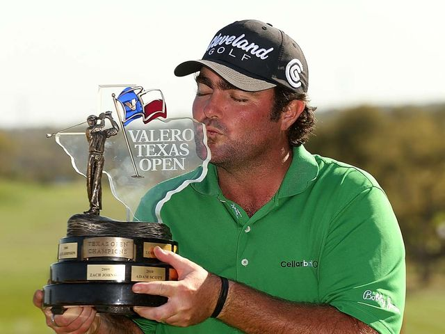 Steven Bowditch: Heading to The Masters after Valero Texas Open win