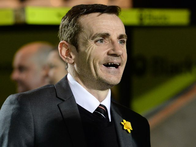 Danny Lennon: No injury doubts