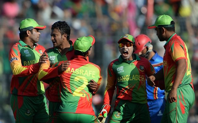 Shakib Al Hasan: Bangladesh all-rounder took three wickets