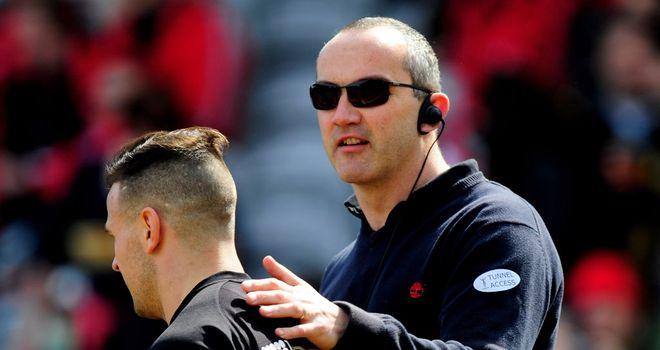 Conor O'Shea: Focusing on the run-in after beating London Irish