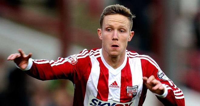 Adam Forshaw: The subject of two failed bids from Wigan