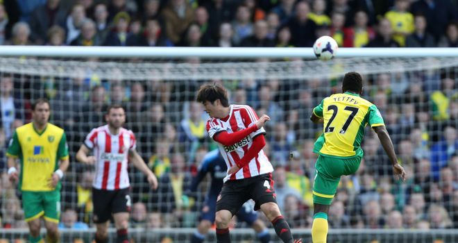 Alex Tettey: Ready to see Norwich win on the road after home victory against Sunderland