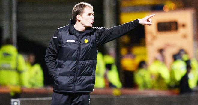 Alan Archibald: Partick boss is braced for a tough run-in