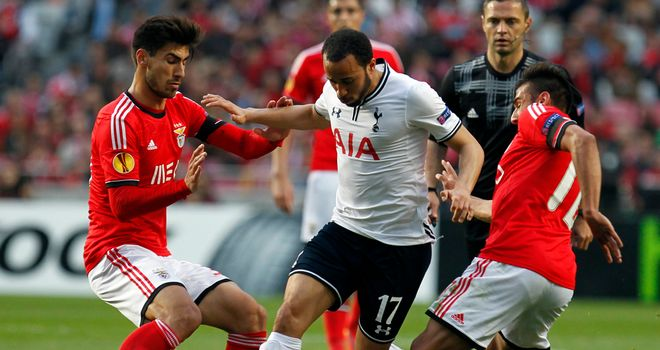 Andros Townsend: Subject of a bid from Southampton