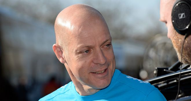 Sir Dave Brailsford: Remains as determined as ever to lead Britain's cyclists to success
