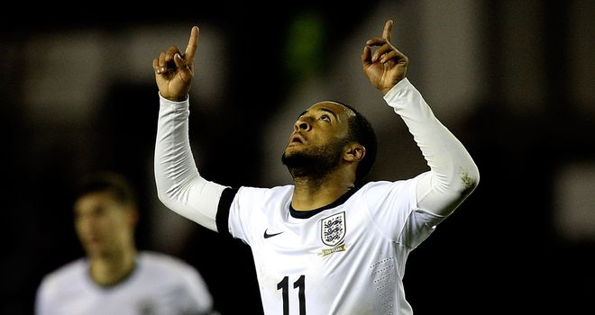 Nathan Redmond: Star of the show as England U21s beat Wales