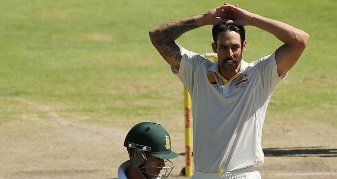 Mitchell Johnson: Will not be starring in Bangladesh in the shorter format