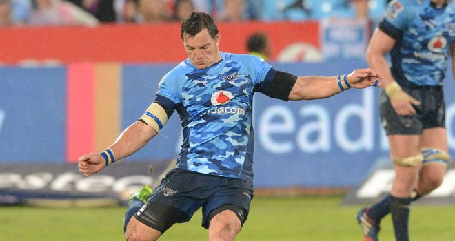 Jacques-Louis Potgieter scored by all methods in Bulls' win