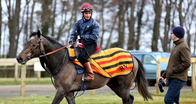 Kingston Hill will be ridden by Ryan Moore.