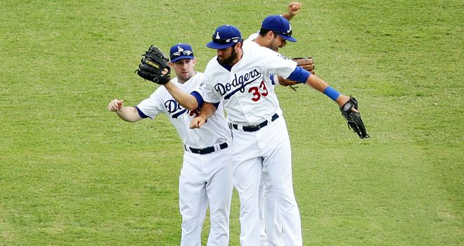 Los Angeles Dodgers defeated Colorado Rockies on Saturday