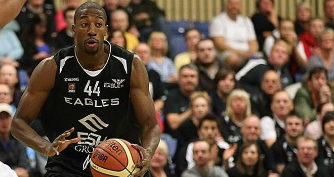 Malik Cooke: Contributed 20 points to help Newcastle rally against Durham